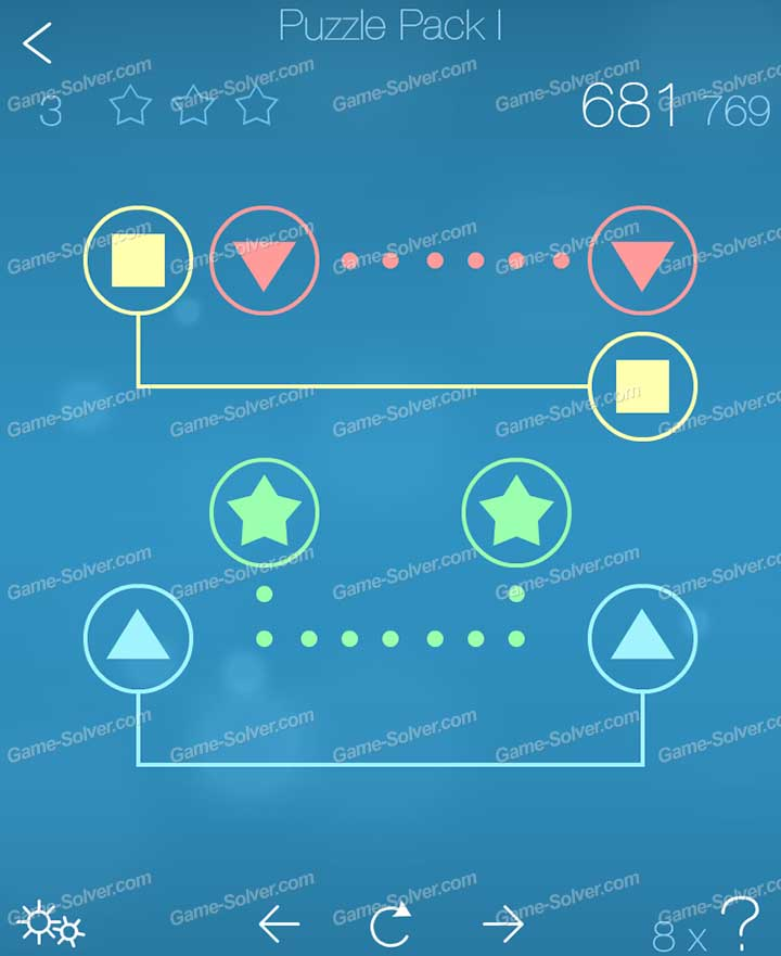 Symbol Link Puzzle Pack 1 Level 3