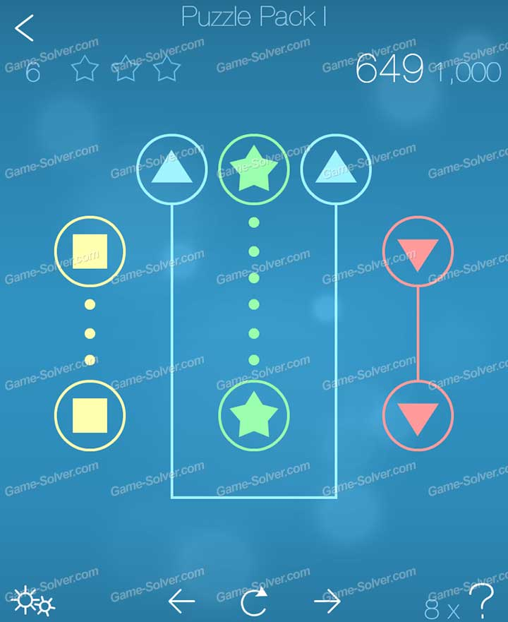 Symbol Link Puzzle Pack 1 Level 6