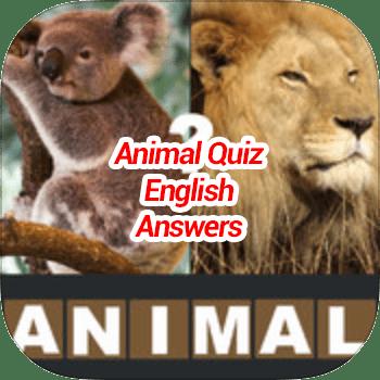 Animal Quiz English Answers