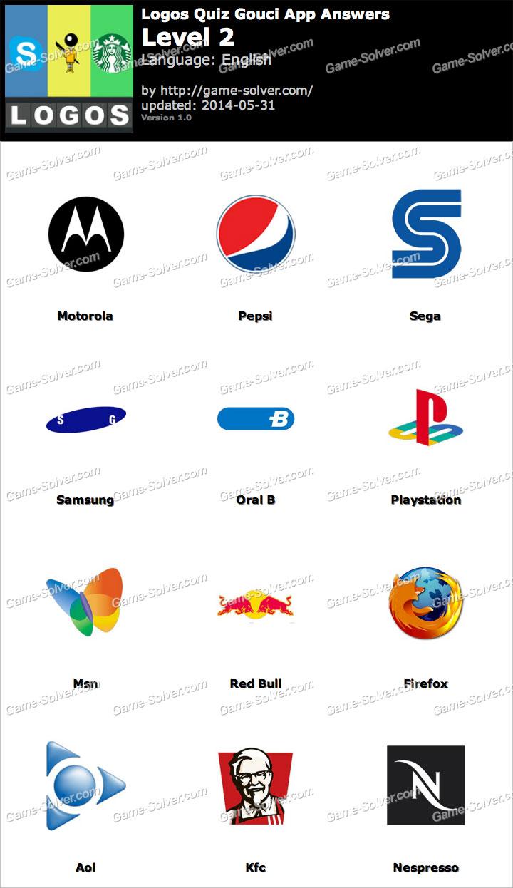 Logos Quiz Gouci App Level 2
