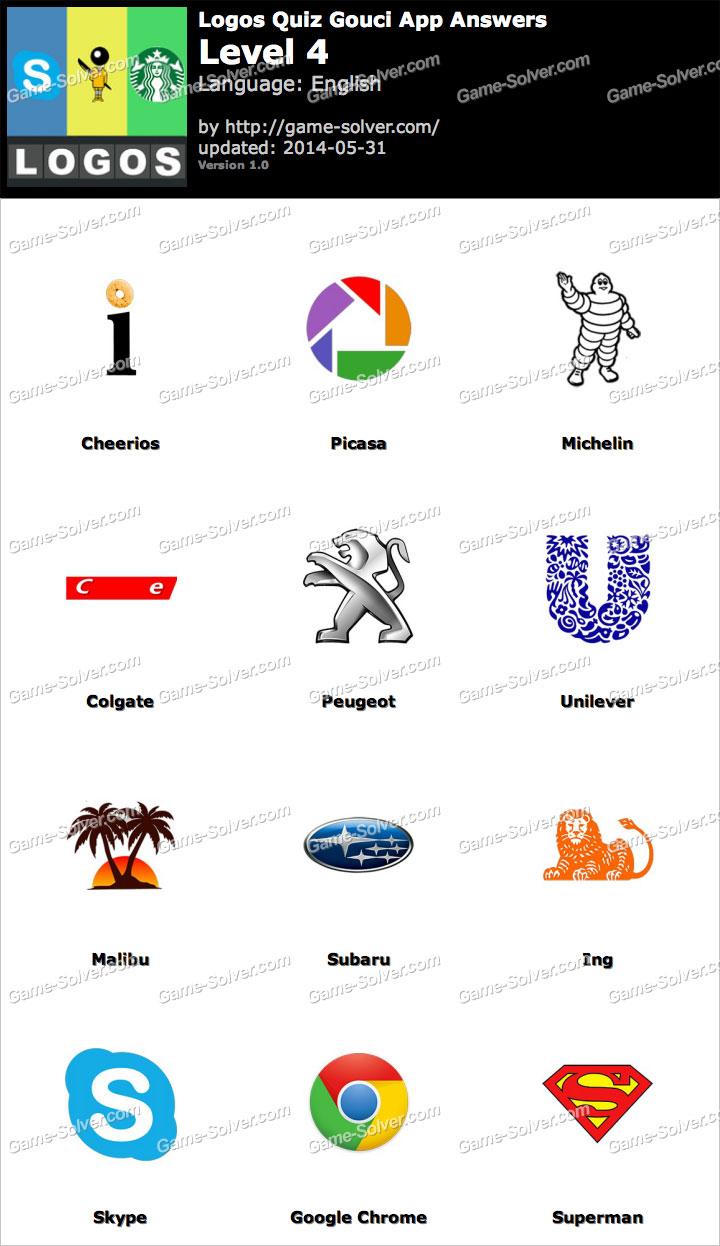 Logos Quiz Gouci App Level 4
