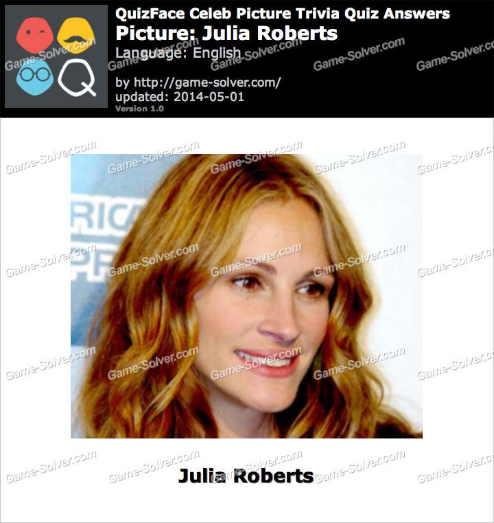 QuizFace Level Julia Roberts