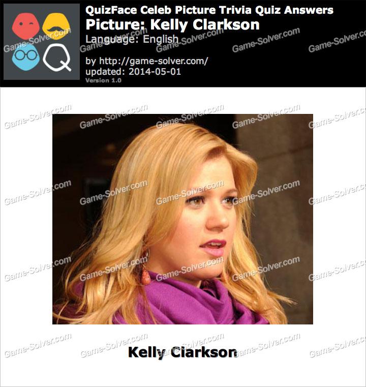 QuizFace Level Kelly Clarkson