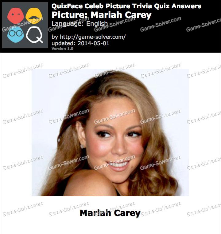 QuizFace Level Mariah Carey