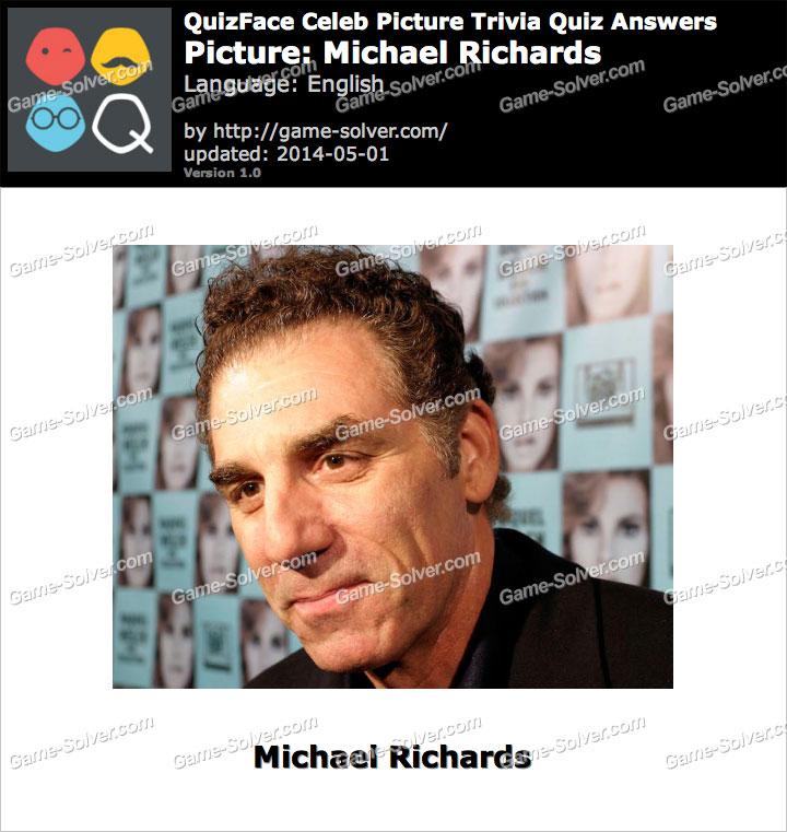 QuizFace Level Michael Richards