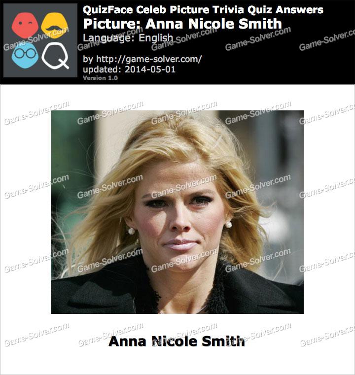 QuizFace Level Anna Nicole Smith