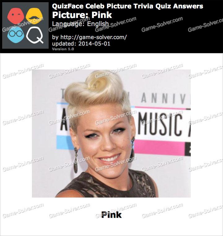QuizFace Level Pink
