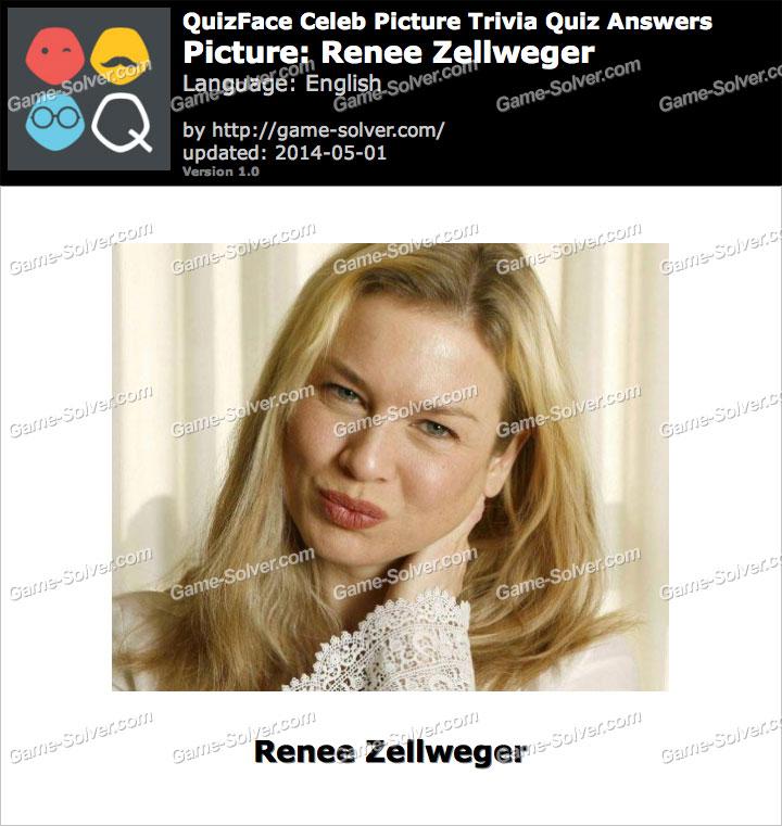 QuizFace Level Renee Zellweger