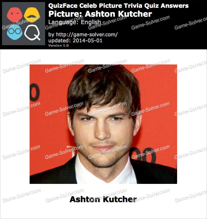 QuizFace Level Ashton Kutcher