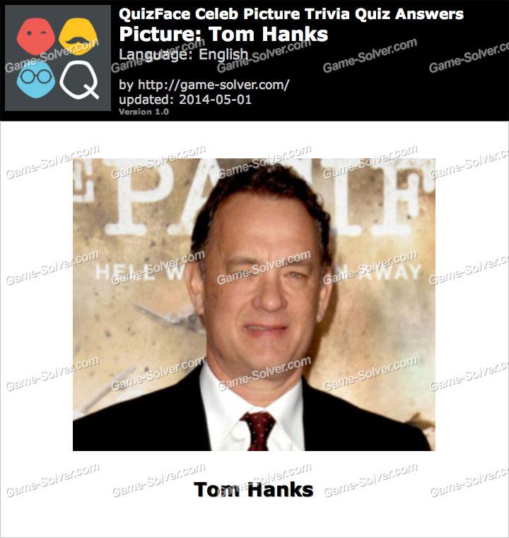 QuizFace Level Tom Hanks