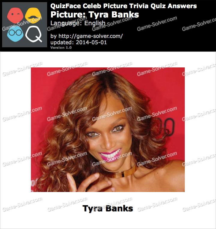 QuizFace Level Tyra Banks