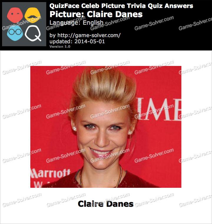 QuizFace Level Claire Danes