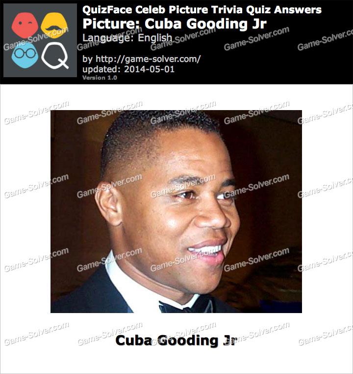 QuizFace Level Cuba Gooding Jr