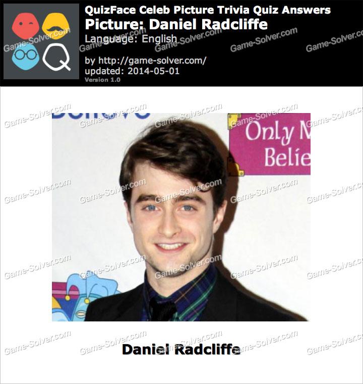 QuizFace Level Daniel Radcliffe