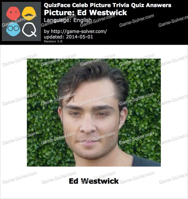QuizFace Level Ed Westwick