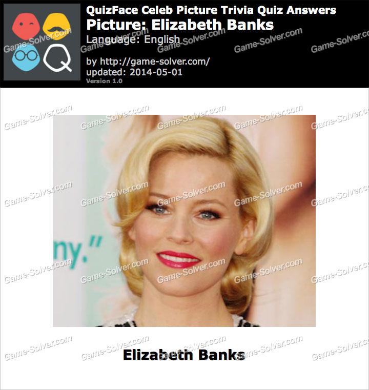 QuizFace Level Elizabeth Banks