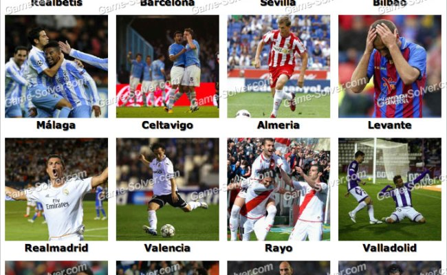 What S The Team Spanish La Liga Answers Game Solver