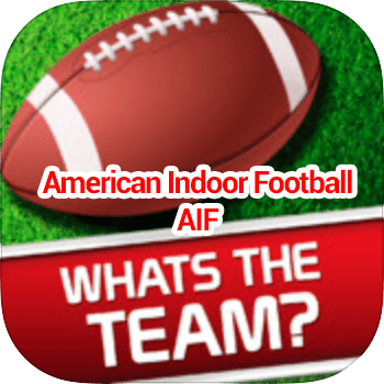 Whats The Team American Indoor Football AIF Answers