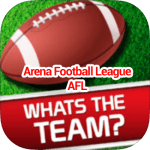 What's The Team Arena Football AFL Answers