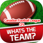 What's The Team Canadian Football CFL Answers