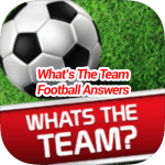 What's The Team Football Answers