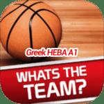 Whats The Team Greek HEBA A1 Answers