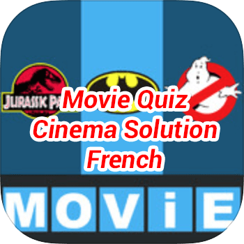 Movie Quiz Cinema Solution French