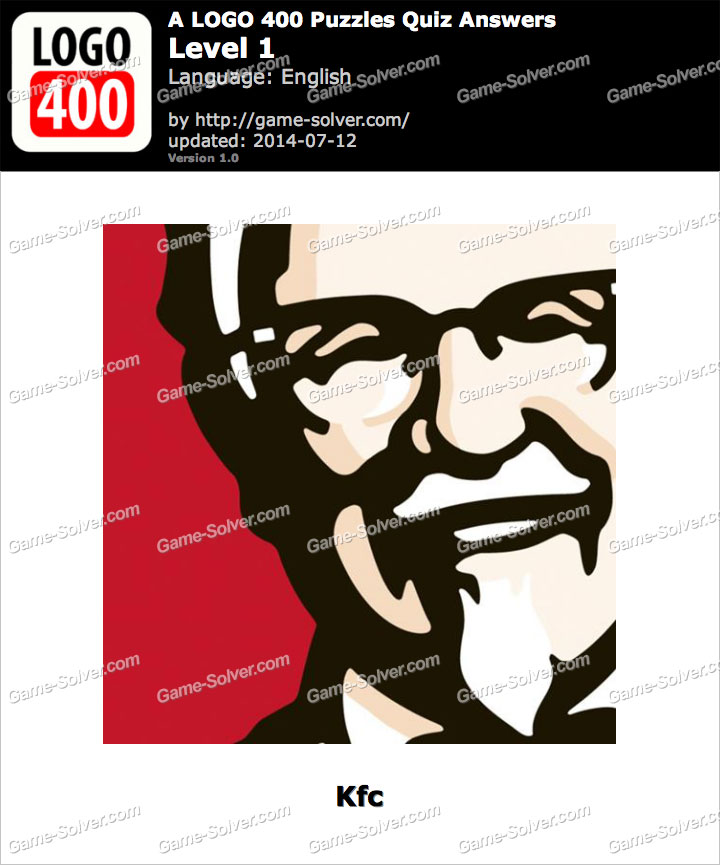A Logo 400 Puzzles Quiz Level 1