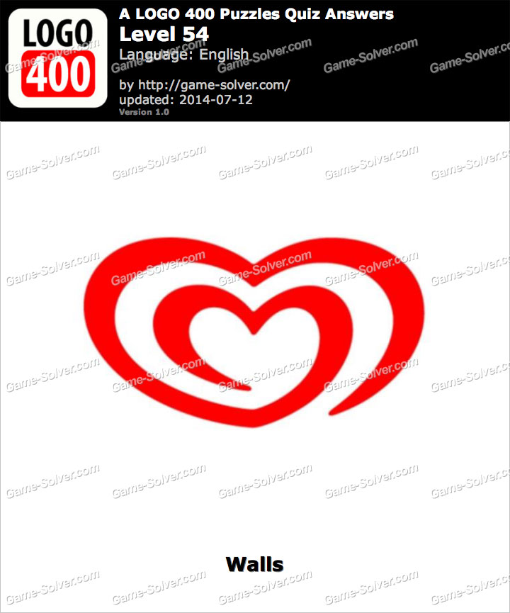 A Logo 400 Puzzles Quiz Level 54