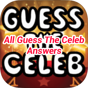 All Guess The Celeb Answers