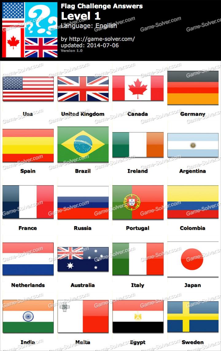 Flag Challenge Level 1