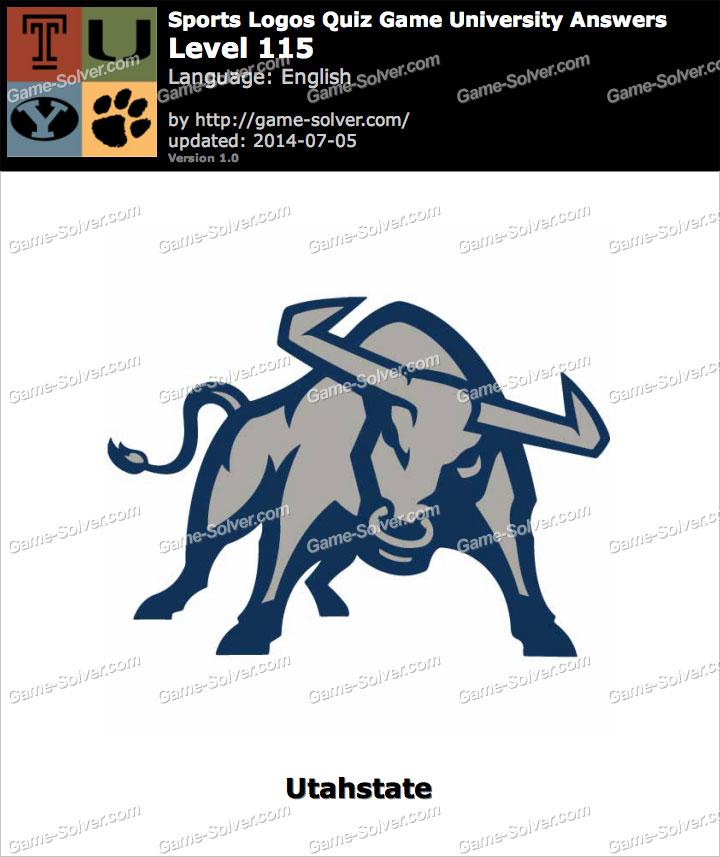 Sports Logos Quiz Game University Level 115