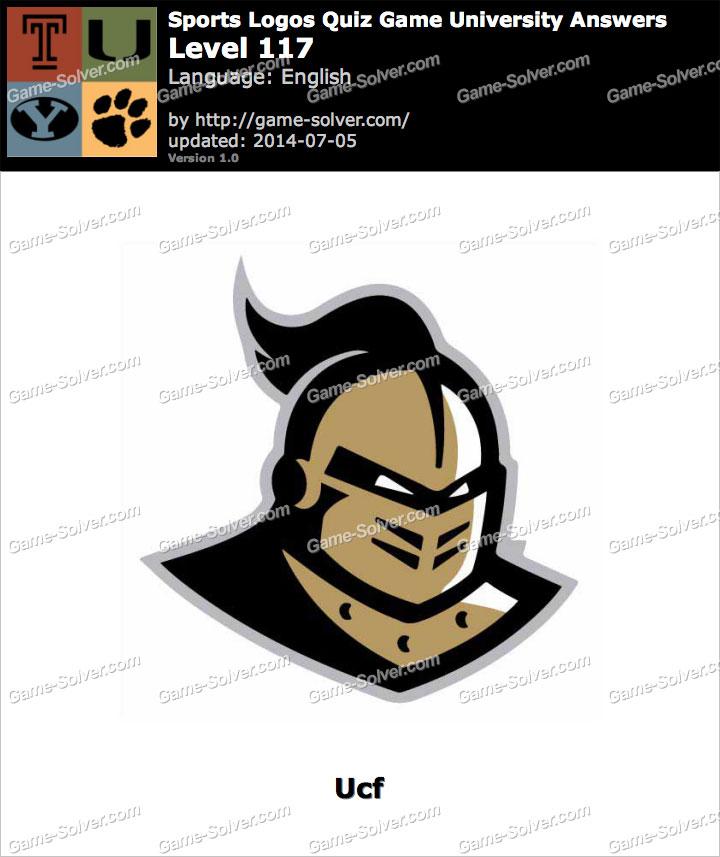 Sports Logos Quiz Game University Level 117