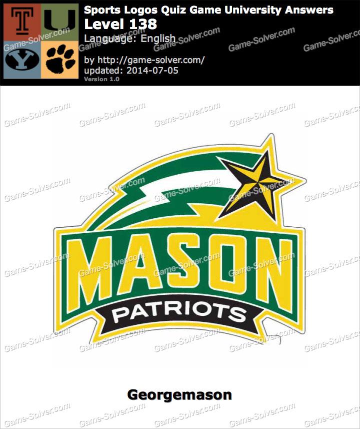 Sports Logos Quiz Game University Level 138