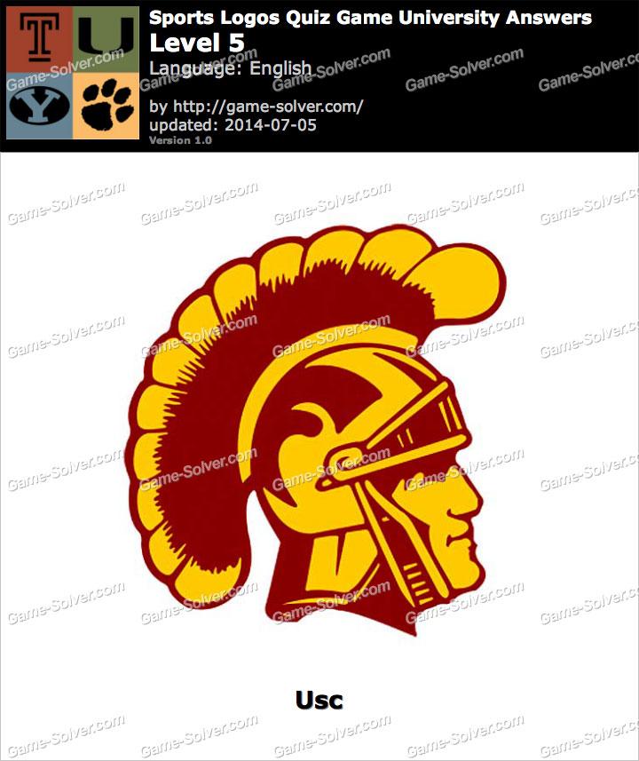 Sports Logos Quiz Game University Level 5