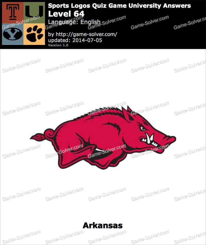 Sports Logos Quiz Game University Level 64