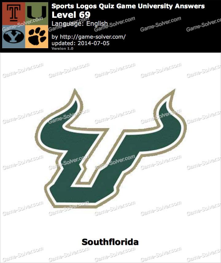 Sports Logos Quiz Game University Level 69