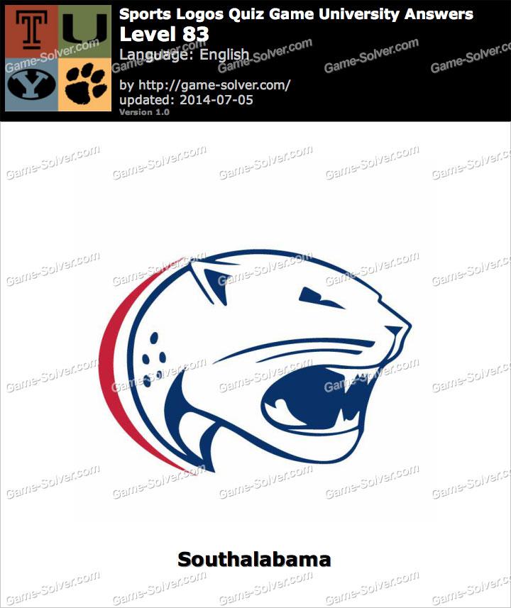 Sports Logos Quiz Game University Level 83