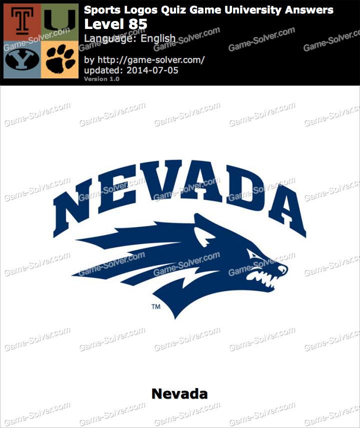 Sports Logos Quiz Game University Level 85