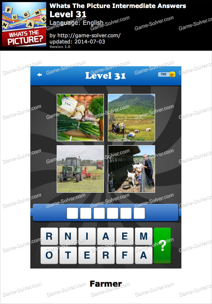 Whats The Picture Intermediate Level 31