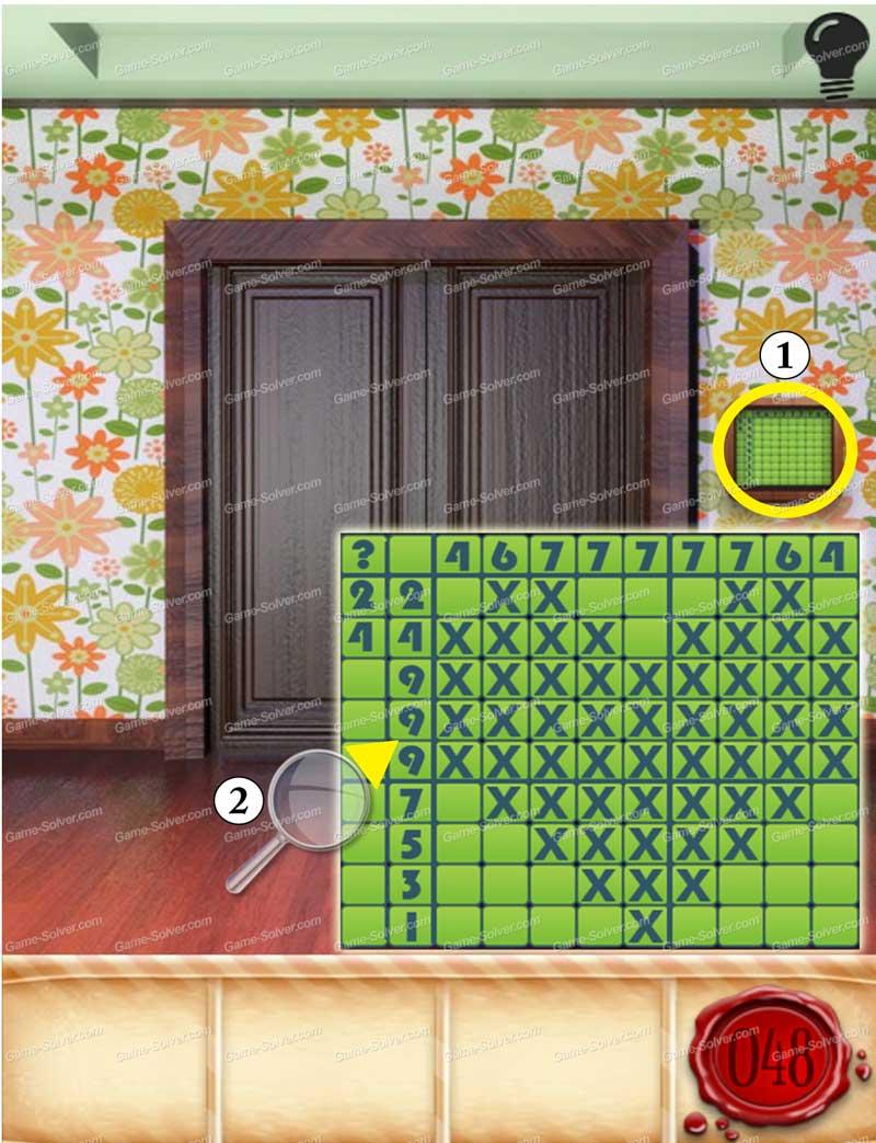 100 Doors Seasons - Part 1 Level 48
