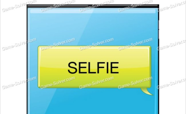 What Does Selfie Mean Game Solver