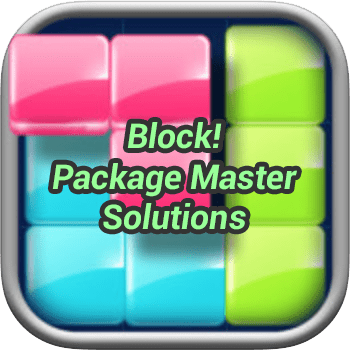 Block! Package Master Solutions - Game Solver