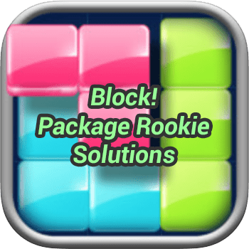Block Package Rookie Solutions