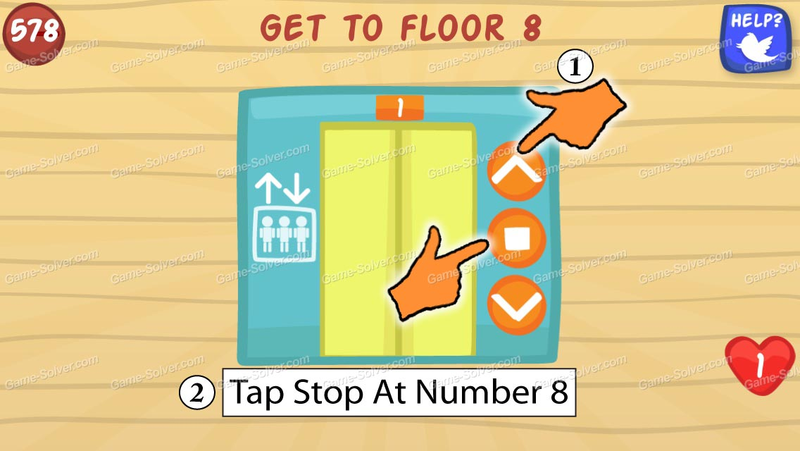 The Impossible Test 3 Level 46