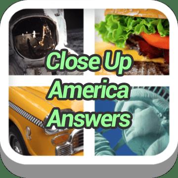 Close Up America Answers