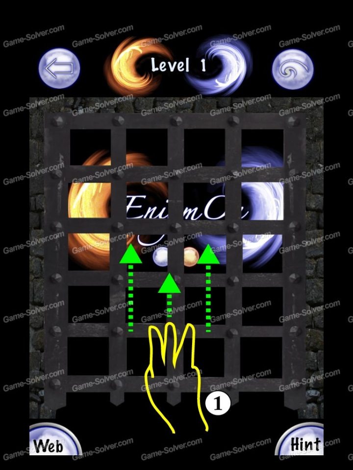Enigmon 2 Level 1