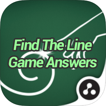 Find The Line Game Answers