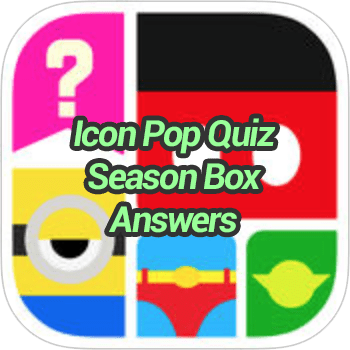 Icon Pop Quiz Season Box Answers