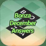 Bonza December Answers
